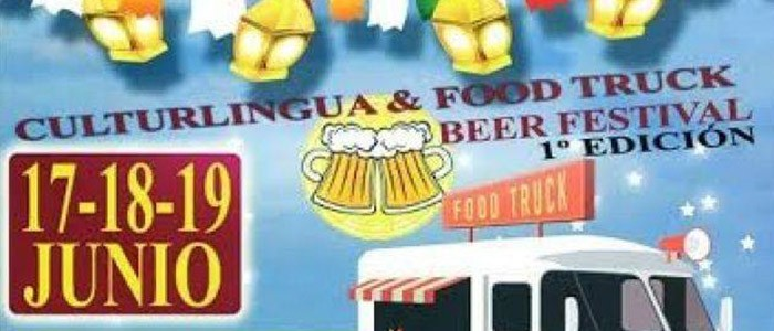 I Culturlingua & Food Truck Beer Festival 2016